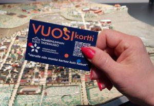 Hämeenlinnan kaupungin museoiden vuosikortti